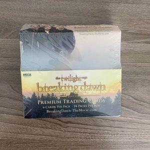Twilight trading card box
